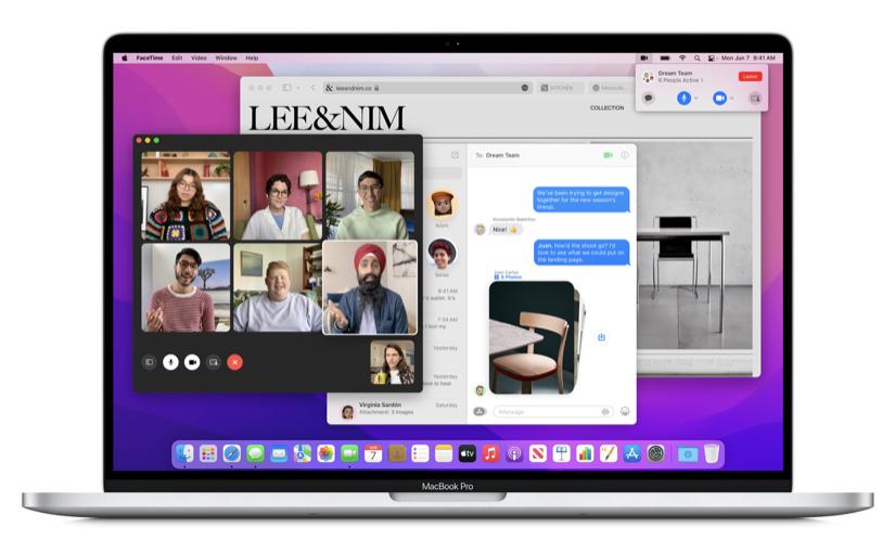 macOS Monterey, i Mac compatibili