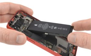 iPhone, sostituzione batteria