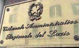 TAR del Lazio - Tribunale Amministrativo
