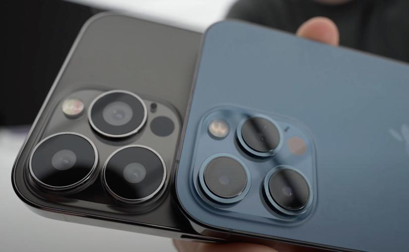 L'iPhone 13 con chiamate e/o messaggi satellitari ?