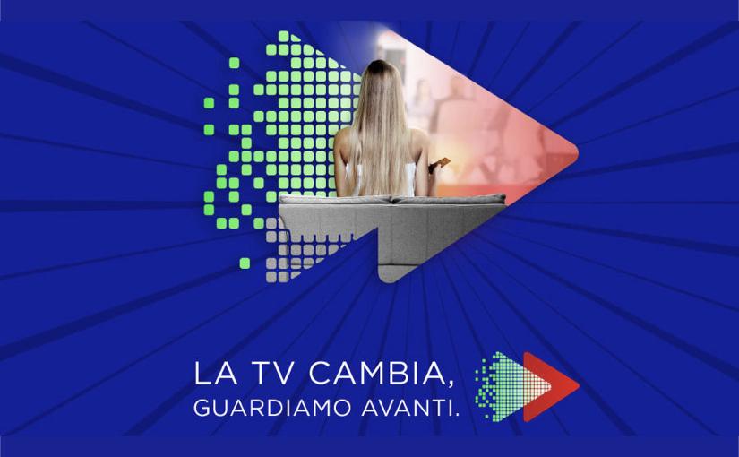La TV cambia, guardiamo avanti - Nuovo digitale terrestre DVB-T2