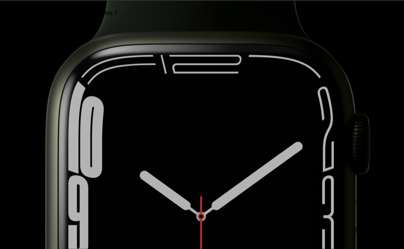 Apple presenta l'Apple Watch 7