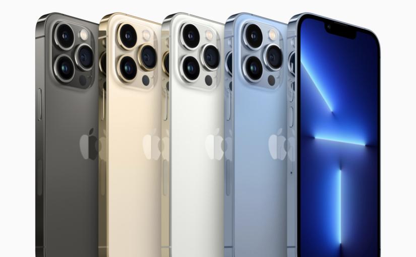Apple presenta iPhone 13 Pro e iPhone 13 Pro Max (aggiornato con video)