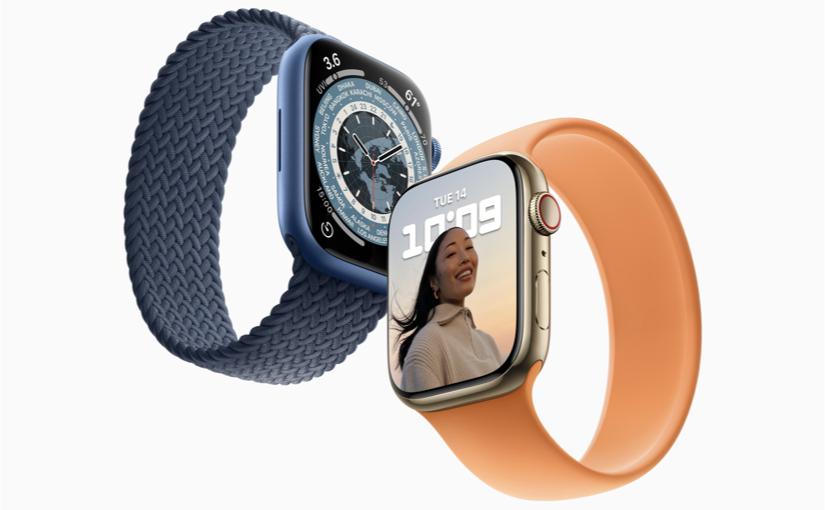 Apple annuncia le date per ordini e acquisti di Apple Watch Serie 7