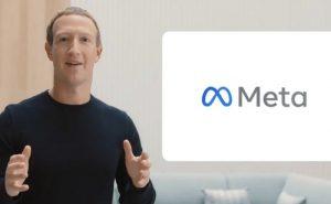 Meta, il nuovo nome di Facebook