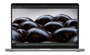 MacBook Pro con processore M1 Pro e M1 Max