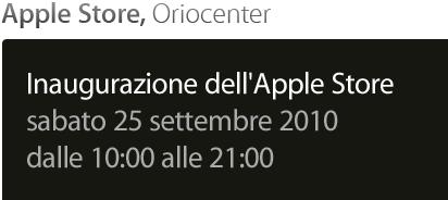 Apple Store Orio Center