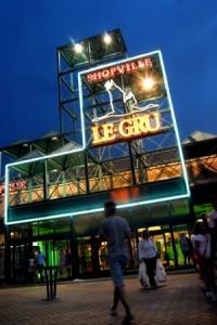 Centro Commerciale Le Gru di Grugliasco (TO)