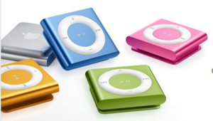 iPod shuffle di quarta generazione