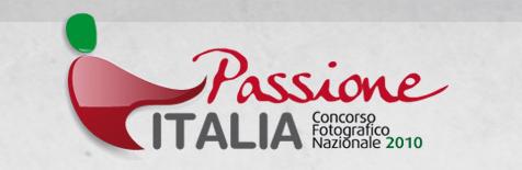 Logo PassioneItalia by Seat Pagine Gialle - Concorso fotografico