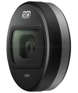 Panasonic 3D Lens per formato micro quattro-terzi