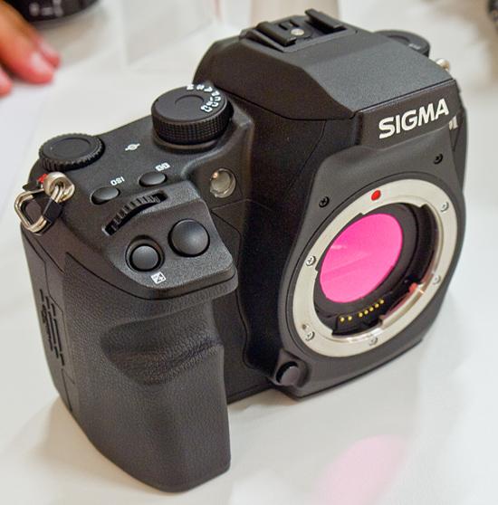 Sigma SD1 con sensore Foveon X3 di nuova generazione